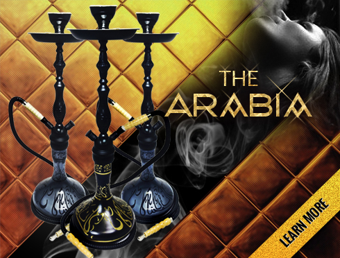 The Arabia Hookah