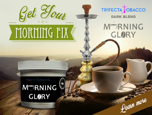 Trifecta Dark Blend Hookah Shisha Tobacco